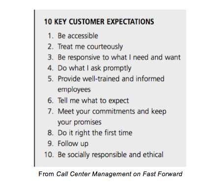 how to meet customer needs and expectations